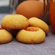 I biscotti con il dito