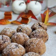 I cookies con castagne e cioccolato