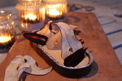 tarte di pere con panna cotta caffè1